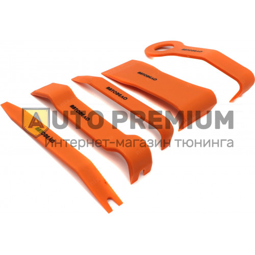 Набор лопаток для разборки обшивки салона АвтоДело 40680