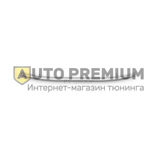 Защита переднего бампера одинарная Ø63мм (НПС) УАЗ Патриот с 2014